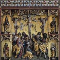 Altarretabel St. Gertruden Altencelle