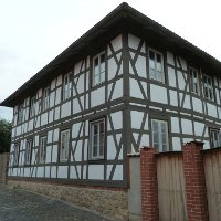 Fachwerkhaus Auleben