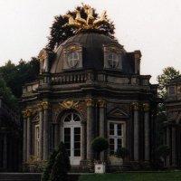 Eremitage Bayreuth Sonnentempel
