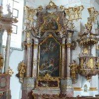 Wallfahrtskirche Marienberg Burghausen