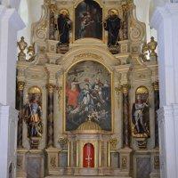 Hochaltar Klosterkirche St. Maria Wöltingerode
