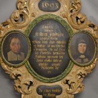 Epitaph Anna Friedrich Zittauer Epithaphienschatz