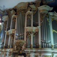 Orgelprospekt St.-Christophori-Kirche Hohenstein-Ernstthal